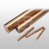 Tungsten copper rods